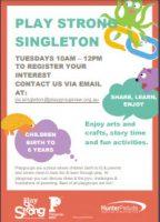 Singleton Playgroup